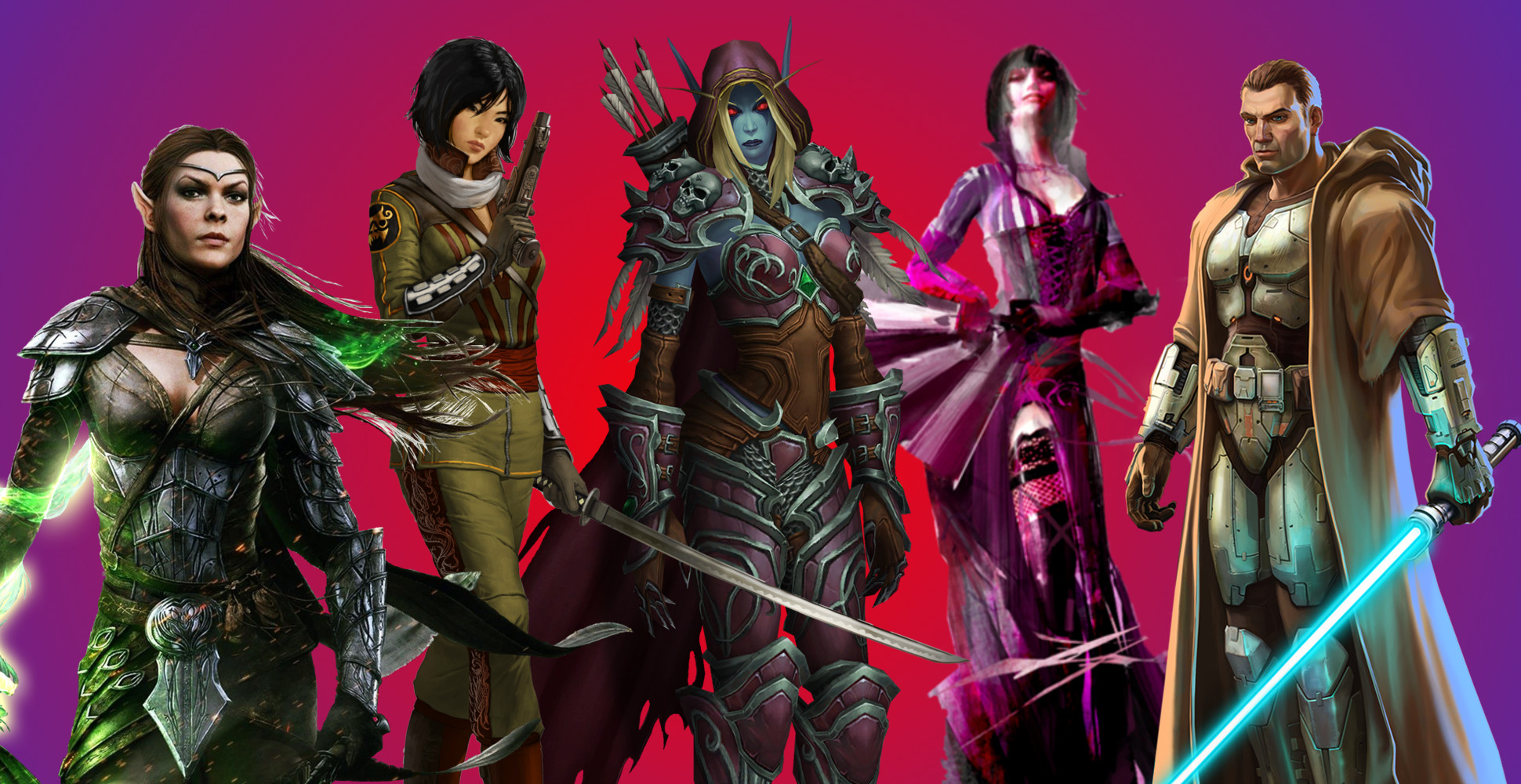 Die 6 besten Story-MMORPGs, die Ihr 2020 spielen könnt