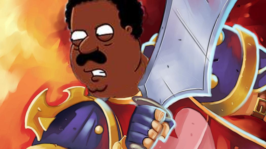 Die WoW-Parodie von Family Guy fällt bei vielen Fans durch