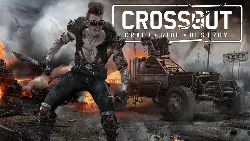 Crossout macht beim Battle-Royale-Hype mit, hat XXL-Karte dafür gebaut