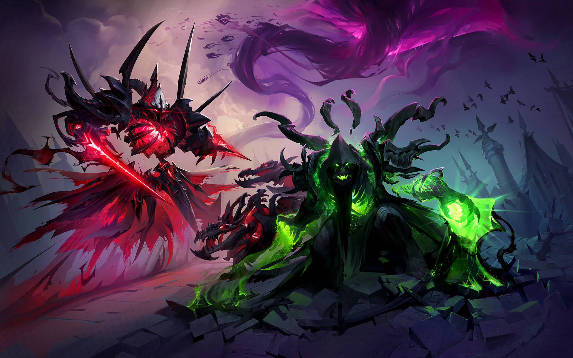 Heroes of the Storm bekommt eigene Hintergrundstory, bringt coole Skins