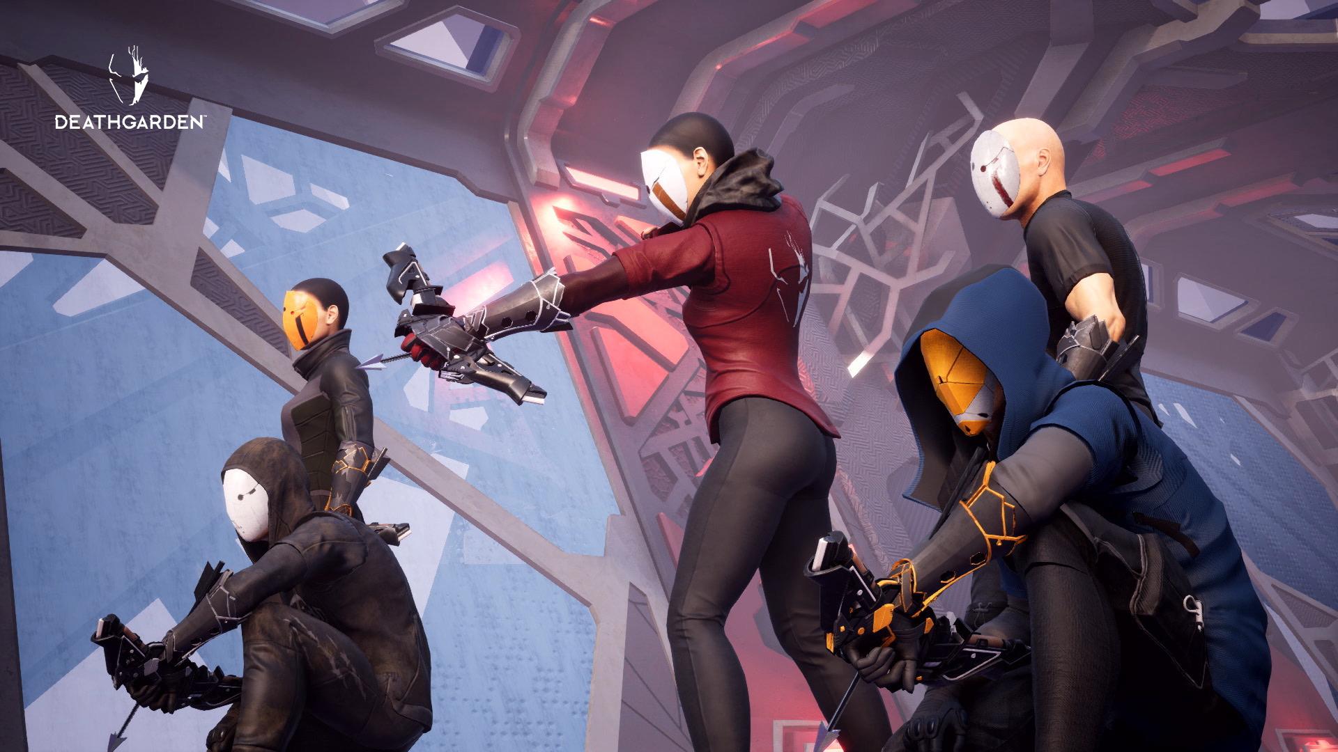 Was ist Deathgarden? Neues 5vs1-Actionspiel verspricht Adrenalin-Kick