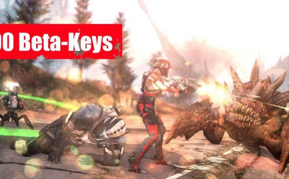 Defiance 2050 Beta Keys