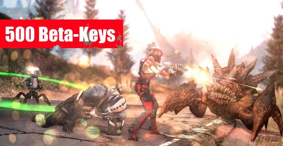 Heute startet die Beta von Defiance 2050: Hier gibt es Keys!