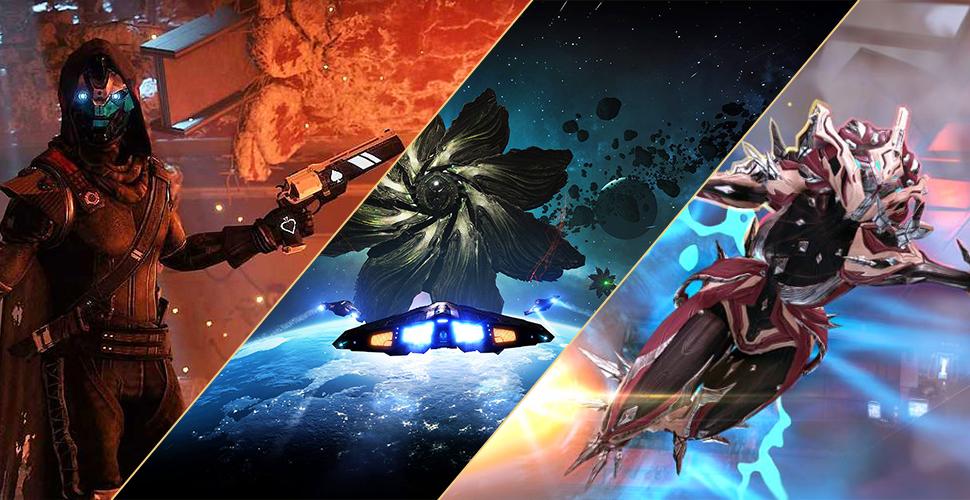Diese MMOs sind wie Eure liebsten Sci-Fi-Serien