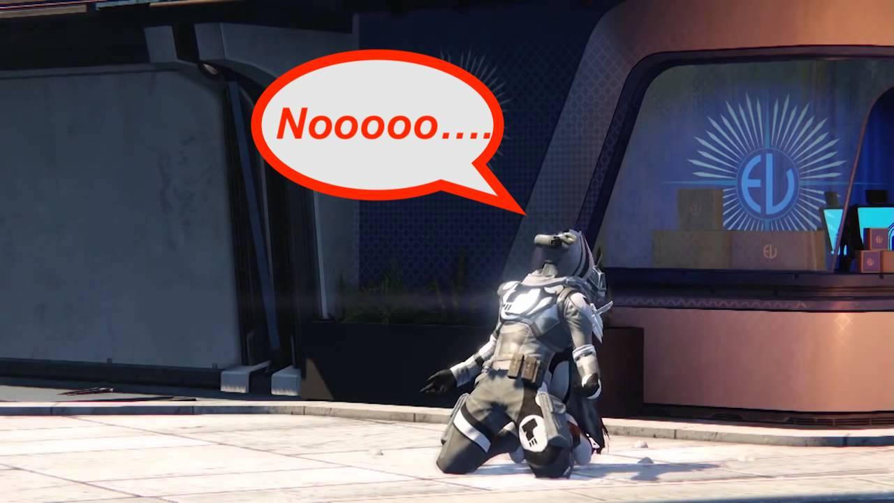 """Destiny 2: Spieler sind bedient, nennen nächstes Update """"Go Slow"""""""