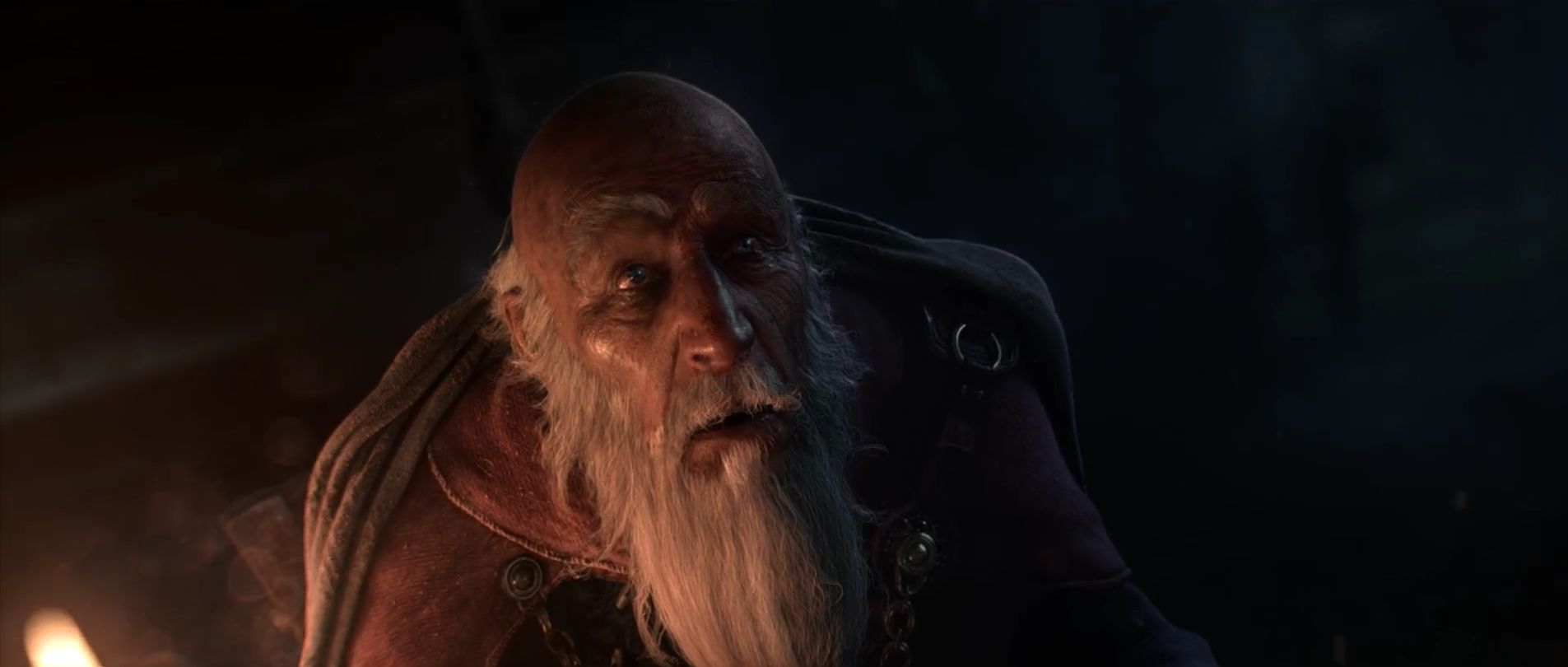 Heroes of the Storm: Deckard Cain labert seine Feinde ins Verderben