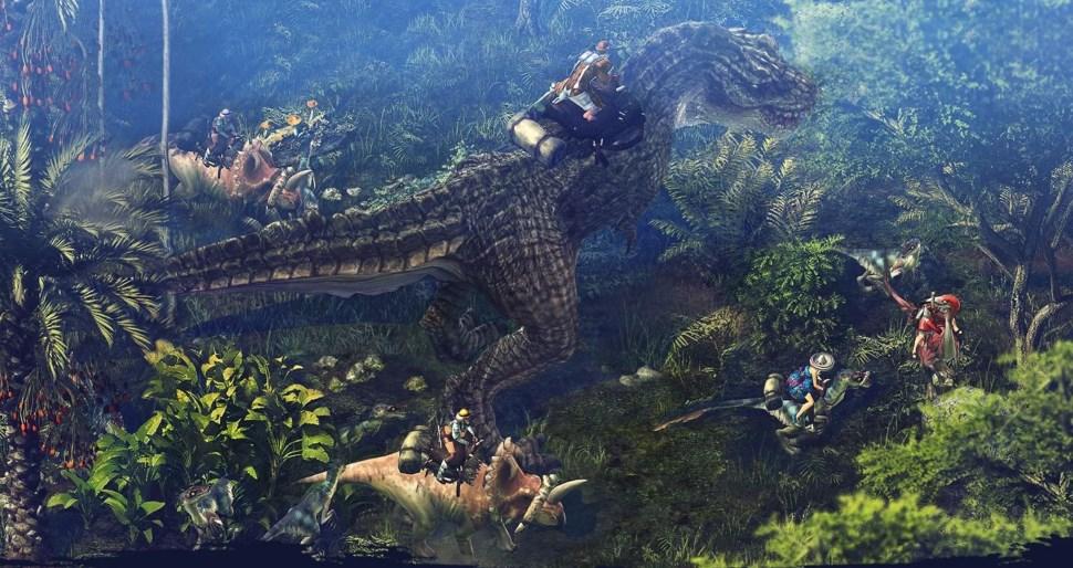 Neues Mobile-MMORPG Durango kommt – Ark für Android und iOS?