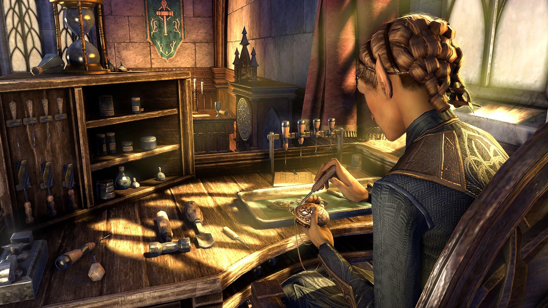 Alles zum neuen Schmuckhandwerk in Elder Scrolls Online: Summerset