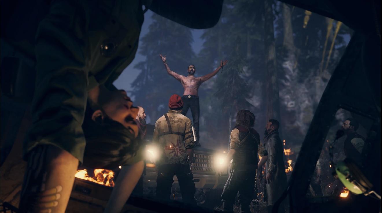 Ein Bug in Far Cry 5 knipst die Sonne aus, macht sie nicht mehr an