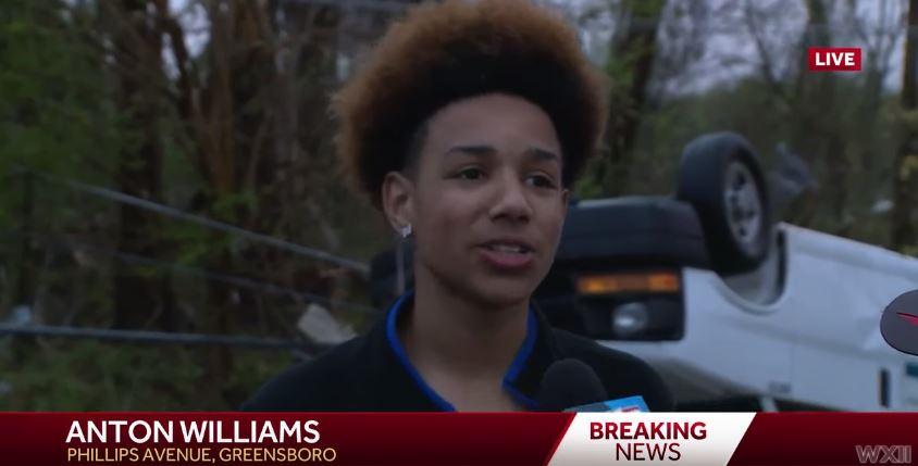 Tornado zerlegt Kleinstadt, Teenager zockt weiter Fortnite