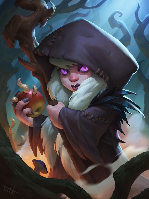 Hearthstone: Aviana kehrt zurück – neue Legendaries aus dem Hexenwald
