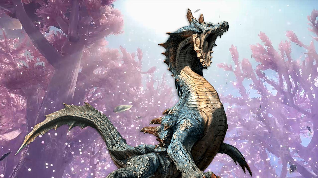 Mein Alptraum, der Lagiacrus, wäre fast in Monster Hunter World gewesen