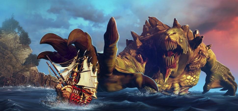 Maelstrom könnte das irrste Battle-Royale-Spiel auf Steam sein