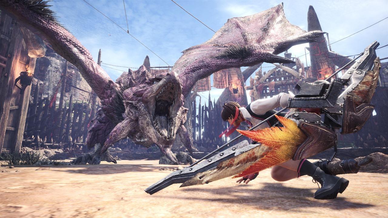 Monster Hunter World: Release-Datum für PC auf Steam in einem Monat
