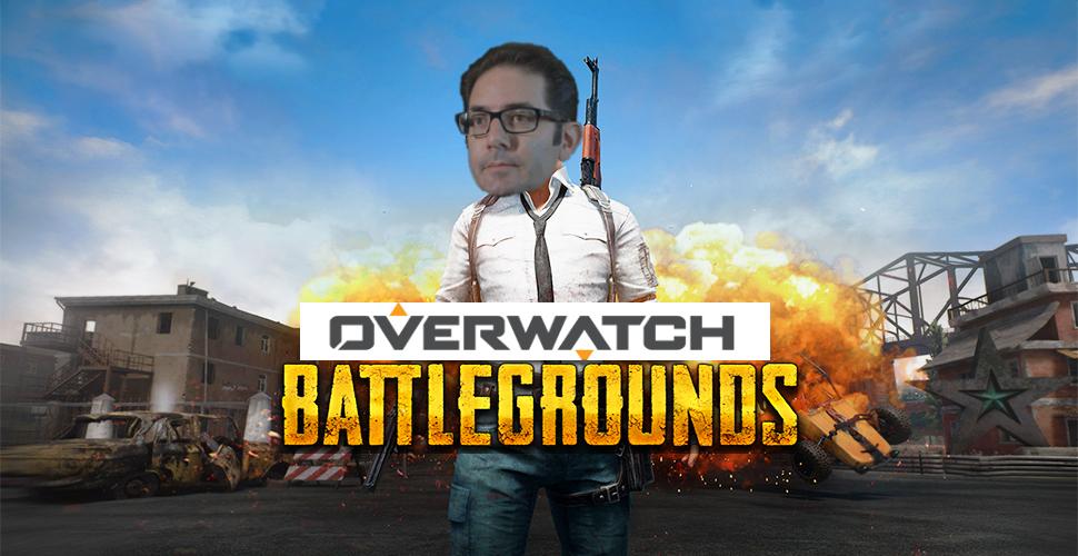 Overwatch Battle Royale? Kaplan fänd's cool – aber es ist kompliziert