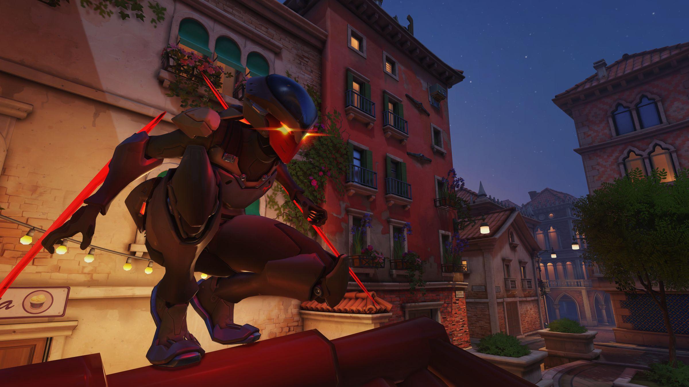 Overwatch-Spieler kann als Talon-Einheiten zocken – im Ranked!