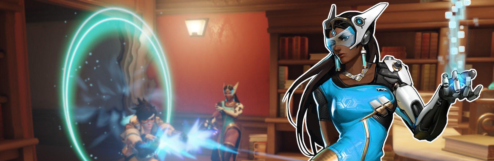 Overwatch: Rework verwandelt Symmetra in neue Heldin – Die Skills