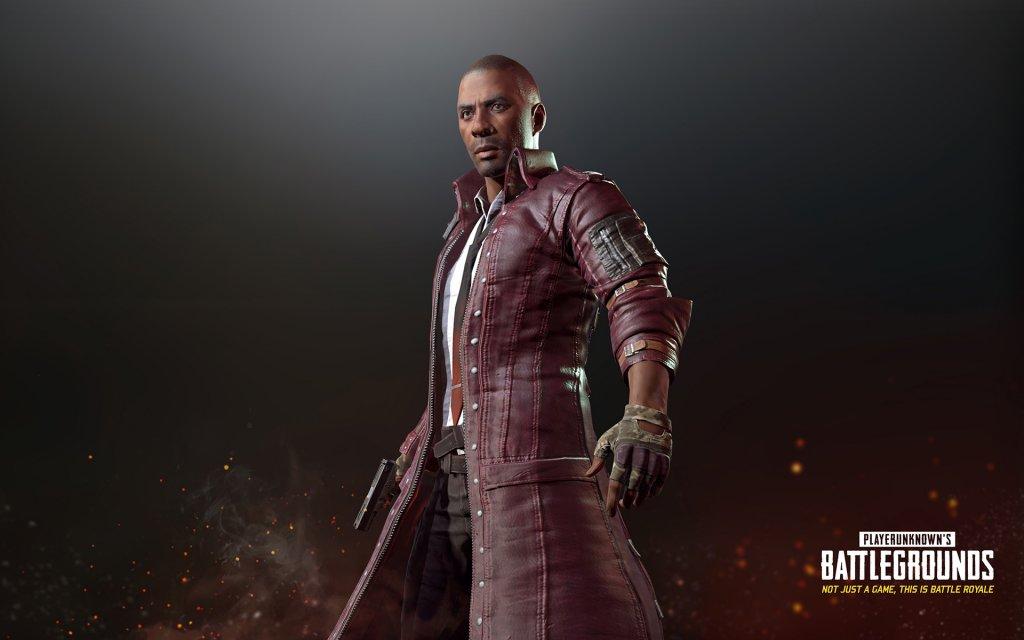 PUBG-Fans haben Recht: Dieser Charakter sieht aus wie Idris Elba