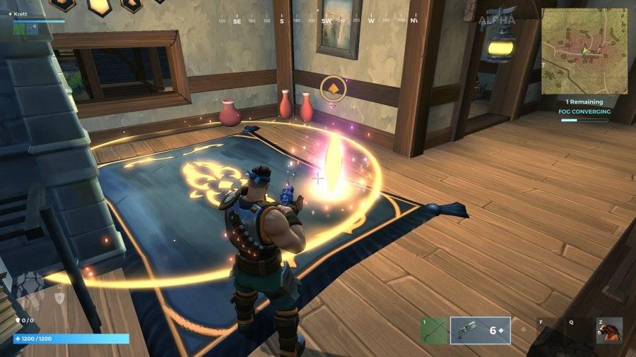 Realm Royale: Wie Fortnite, aber man baut Waffen statt Wände?