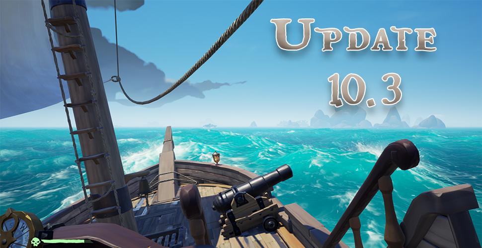 Sea of Thieves: Update knöpft sich Waffen-Balance vor – Patch-Notes