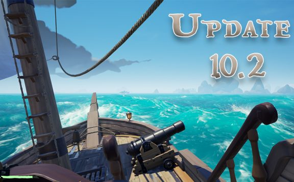 Sea of Thieves Update Titel