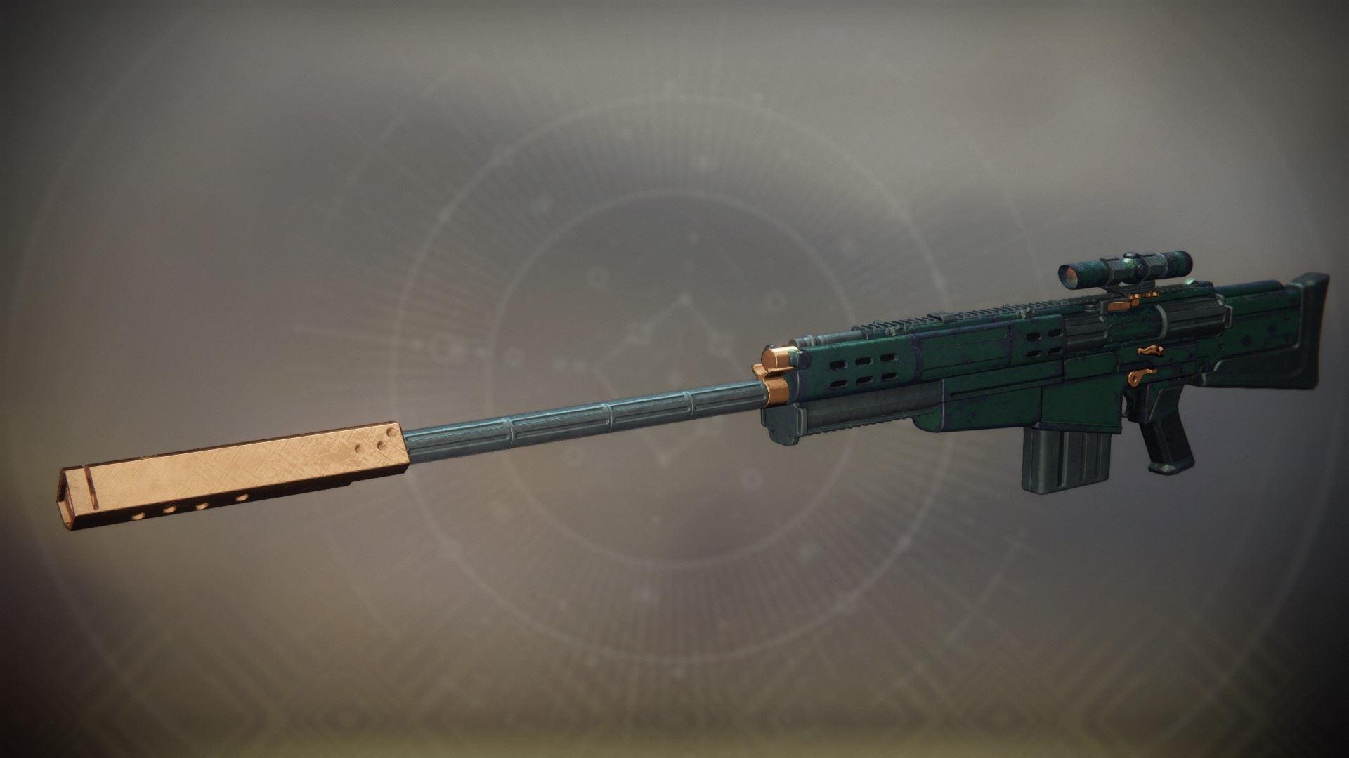 Destiny 2: Silikonneurom – Was kann die neue Nightfall-exklusive Sniper?