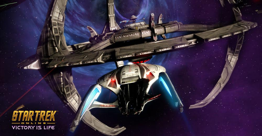 Gewinnt ein Dominion-Paket für die PC-Version von Star Trek Online!