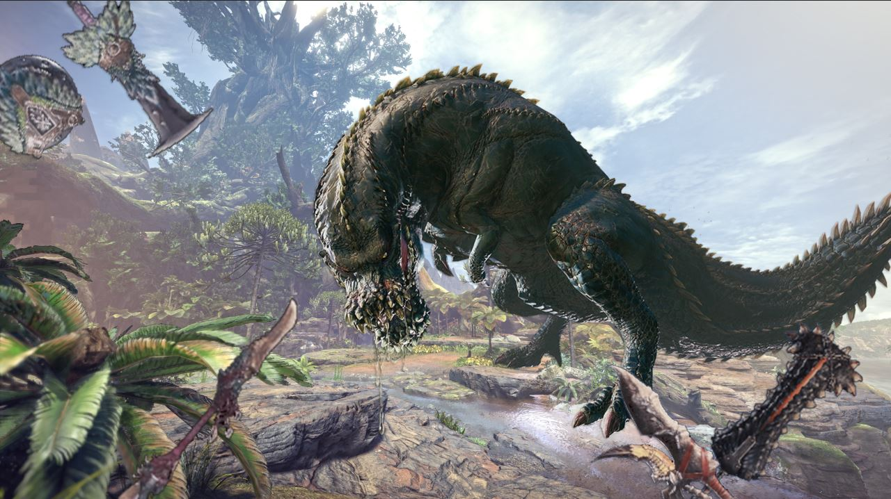 20 Waffen-Builds, die das End-Game in Monster Hunter World erleichtern