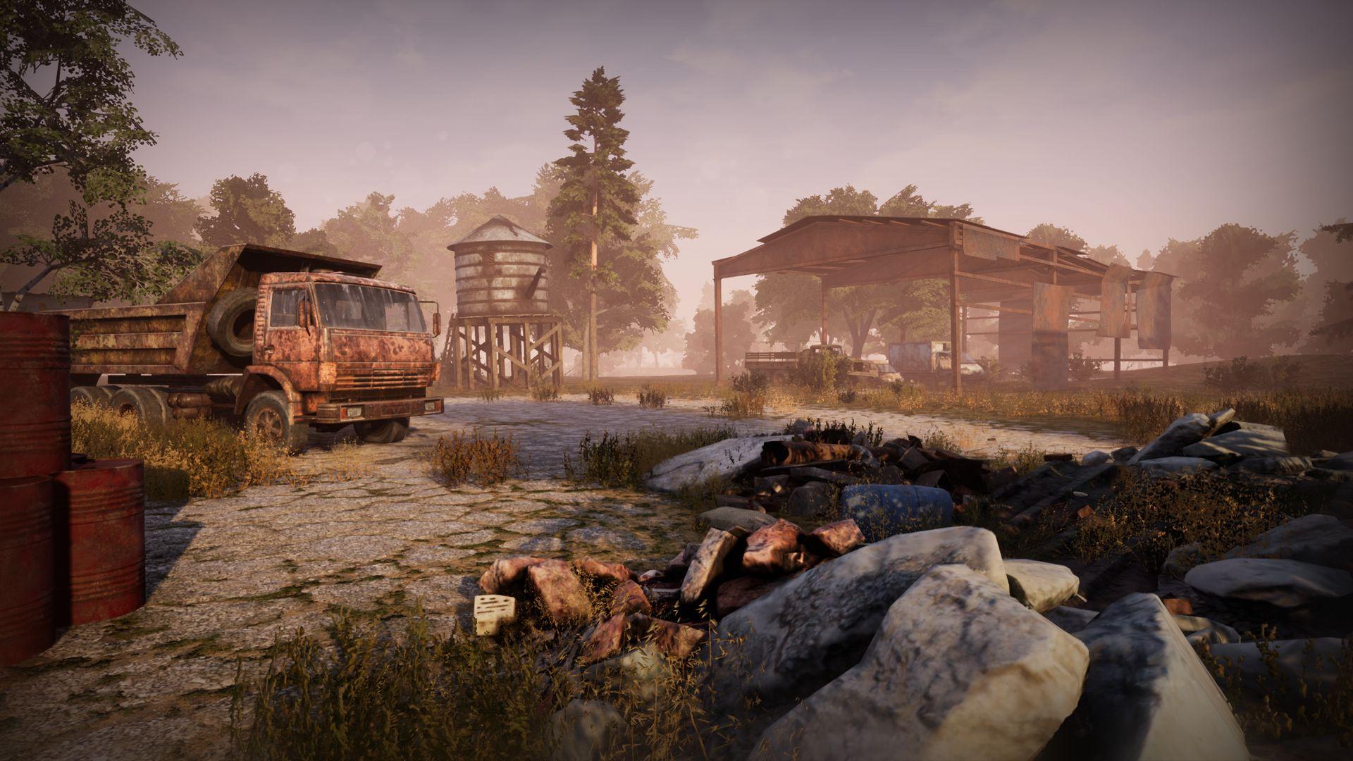 Will To Live: Neuer Shooter klingt wie Fallout als MMORPG, ist spielbar
