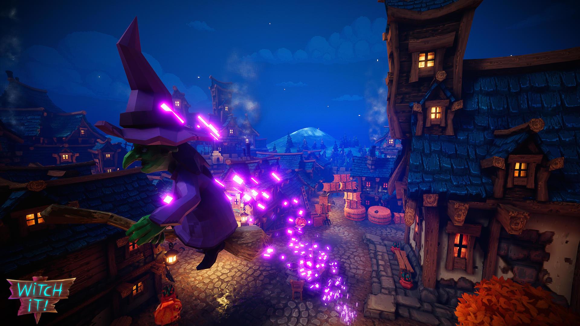 """DCP: """"Witch It"""" soll besser als Monster Hunter World sein? Wir prüfen das"""