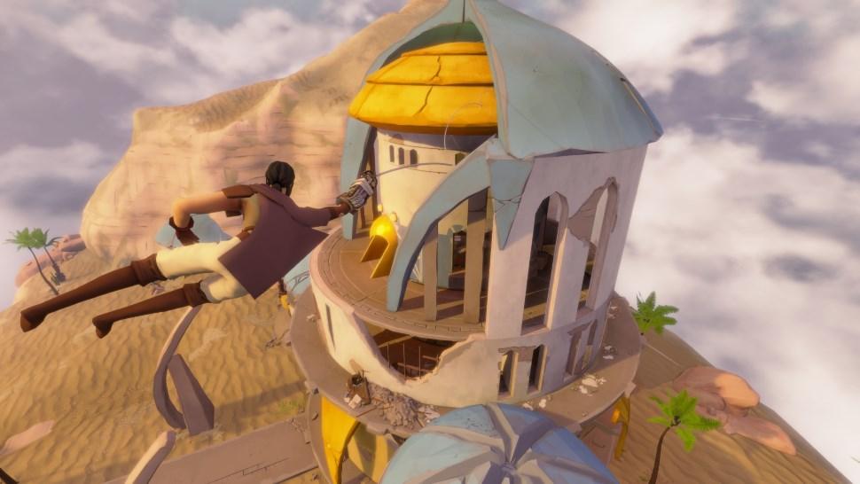 Early-Access-Release von Luftschiff-MMORPG Worlds Adrift angekündigt