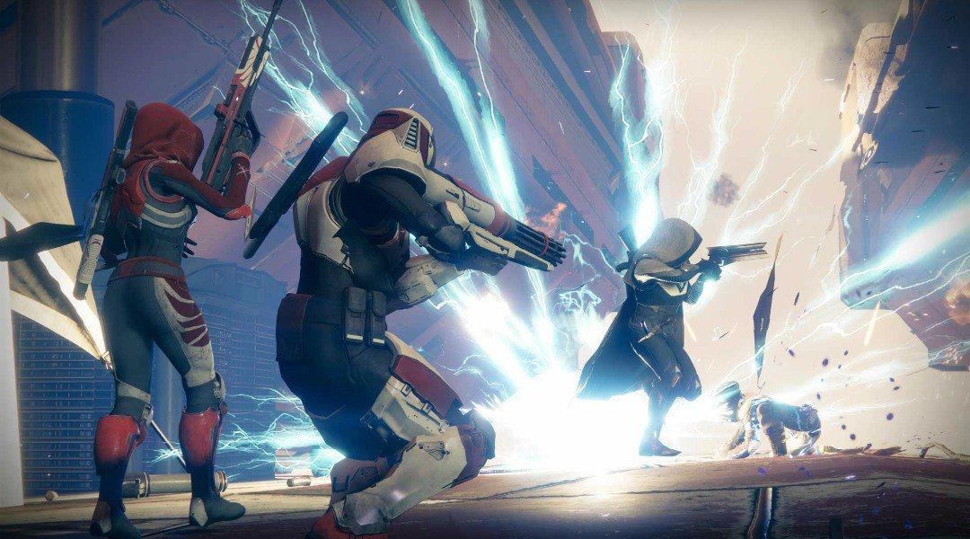 Die besten Impulsgewehre und ihre Rolls in Destiny 2: Forsaken