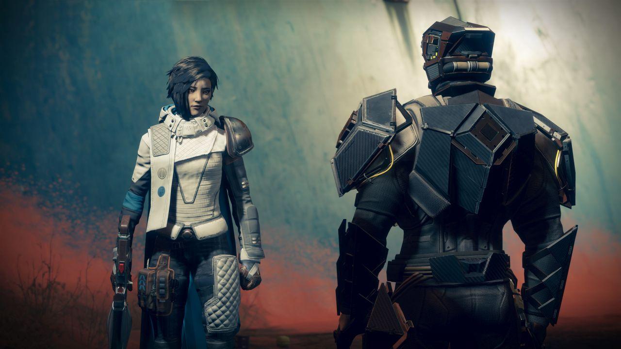 Story-Trailer zu Destiny 2: Kriegsgeist zeigt neue Heldin Ana Bray