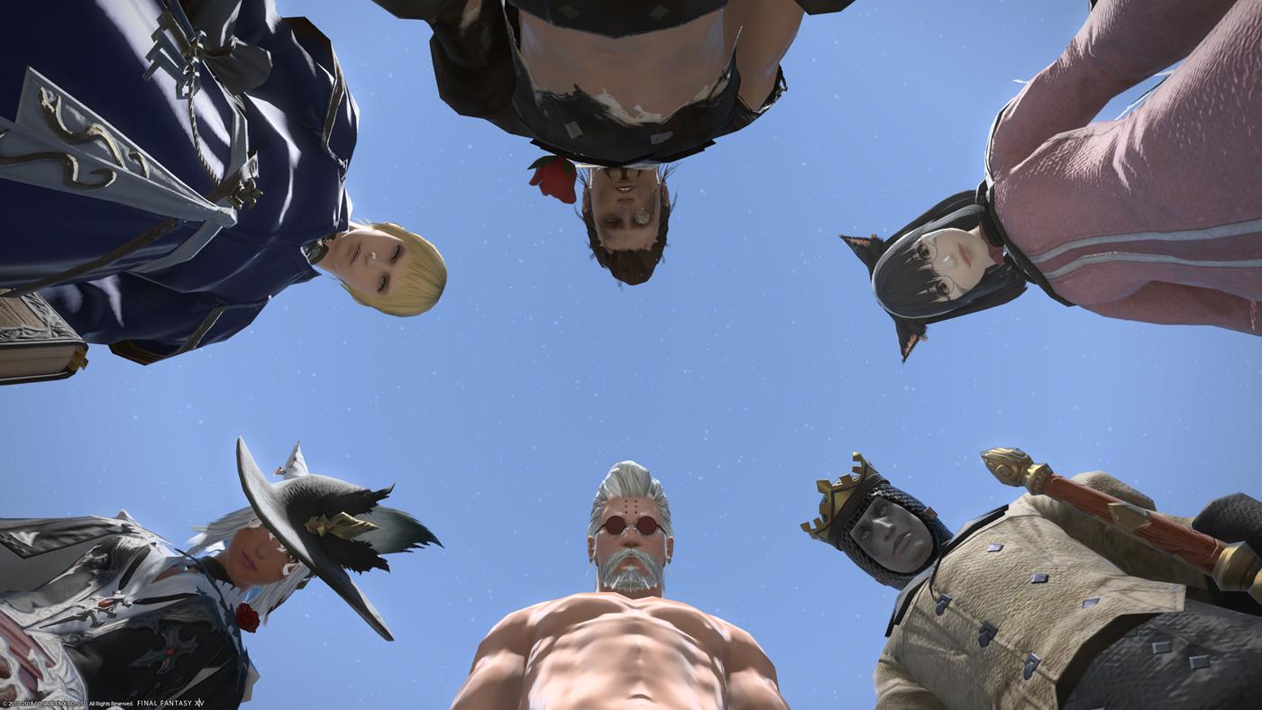 In Final Fantasy XIV kursieren Nackt-Mods – Entwickler geht dagegen vor