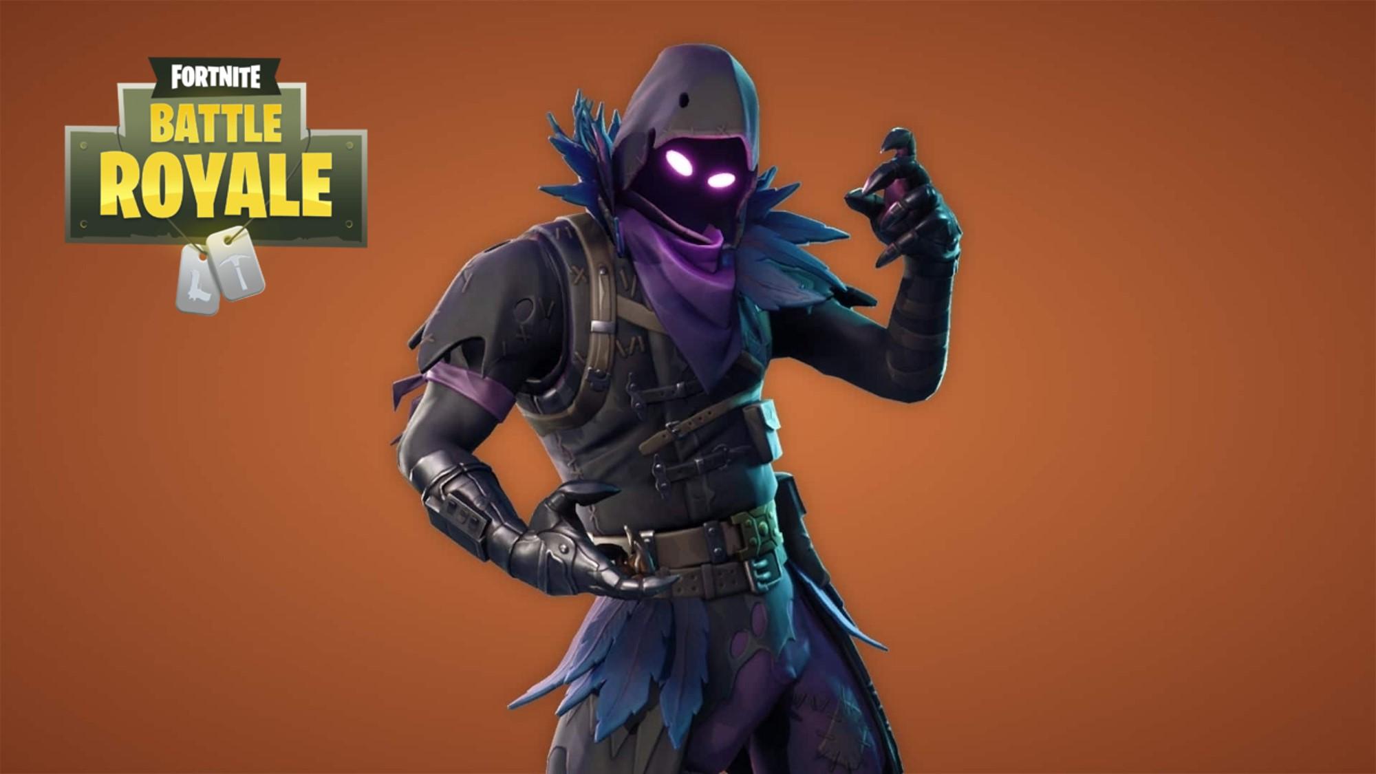Fortnite: Neuer Rabe-Skin jetzt im Shop, sieht ein bisschen aus wie Xur