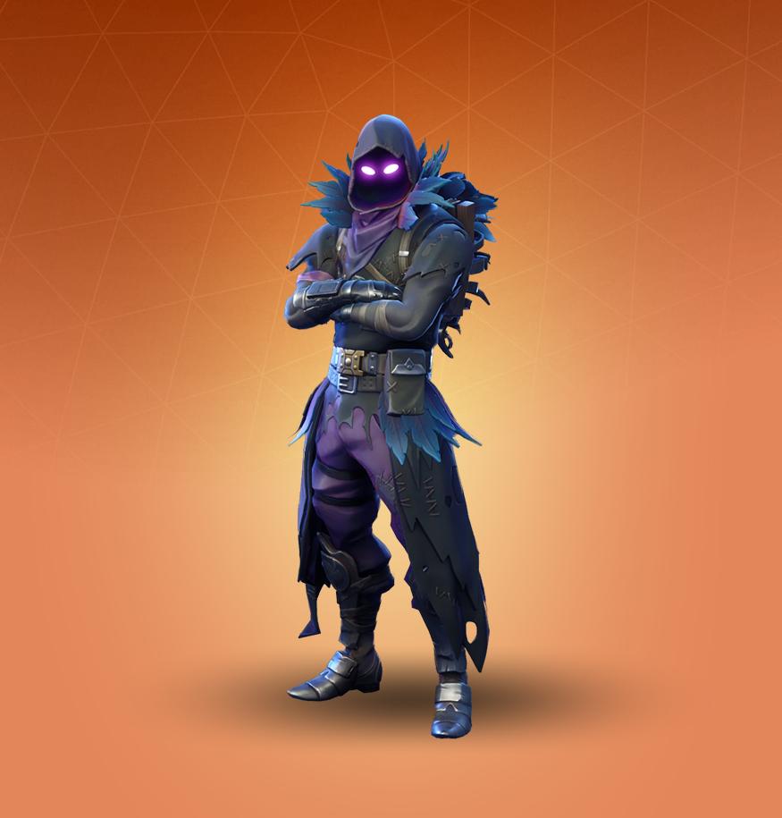 fortnite-raven-legendaer