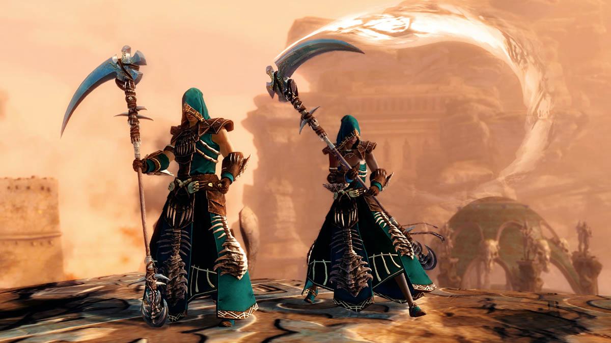 Guild Wars 2: Spieler wollen Derwisch-Klasse, kriegen … was Ähnliches