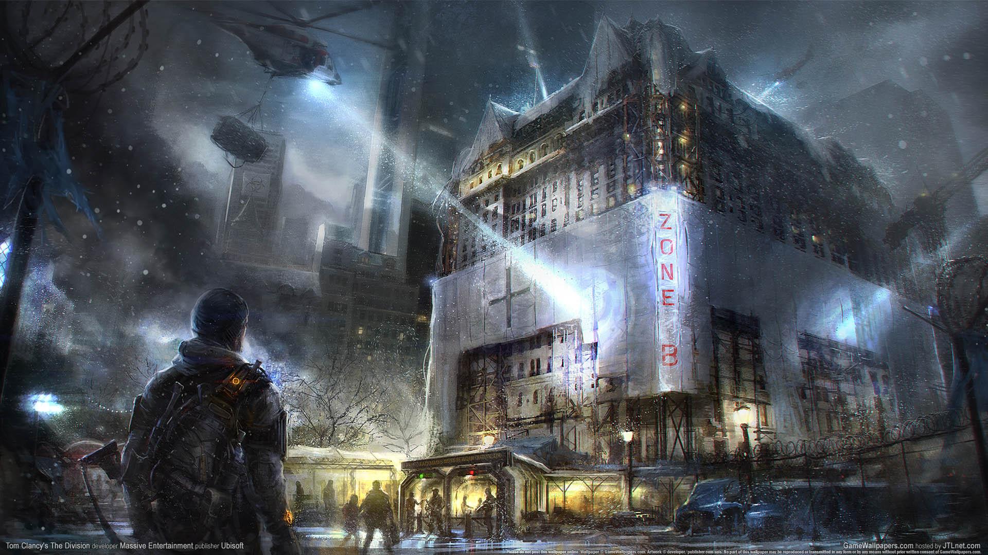 The Division Build: Lasst Eure Feinde bluten! Der geheime Prädator in 1.8