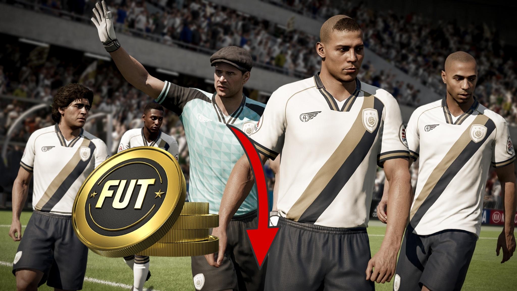 FIFA 18: Deshalb solltet ihr jetzt eure starken FUT-Karten verkaufen