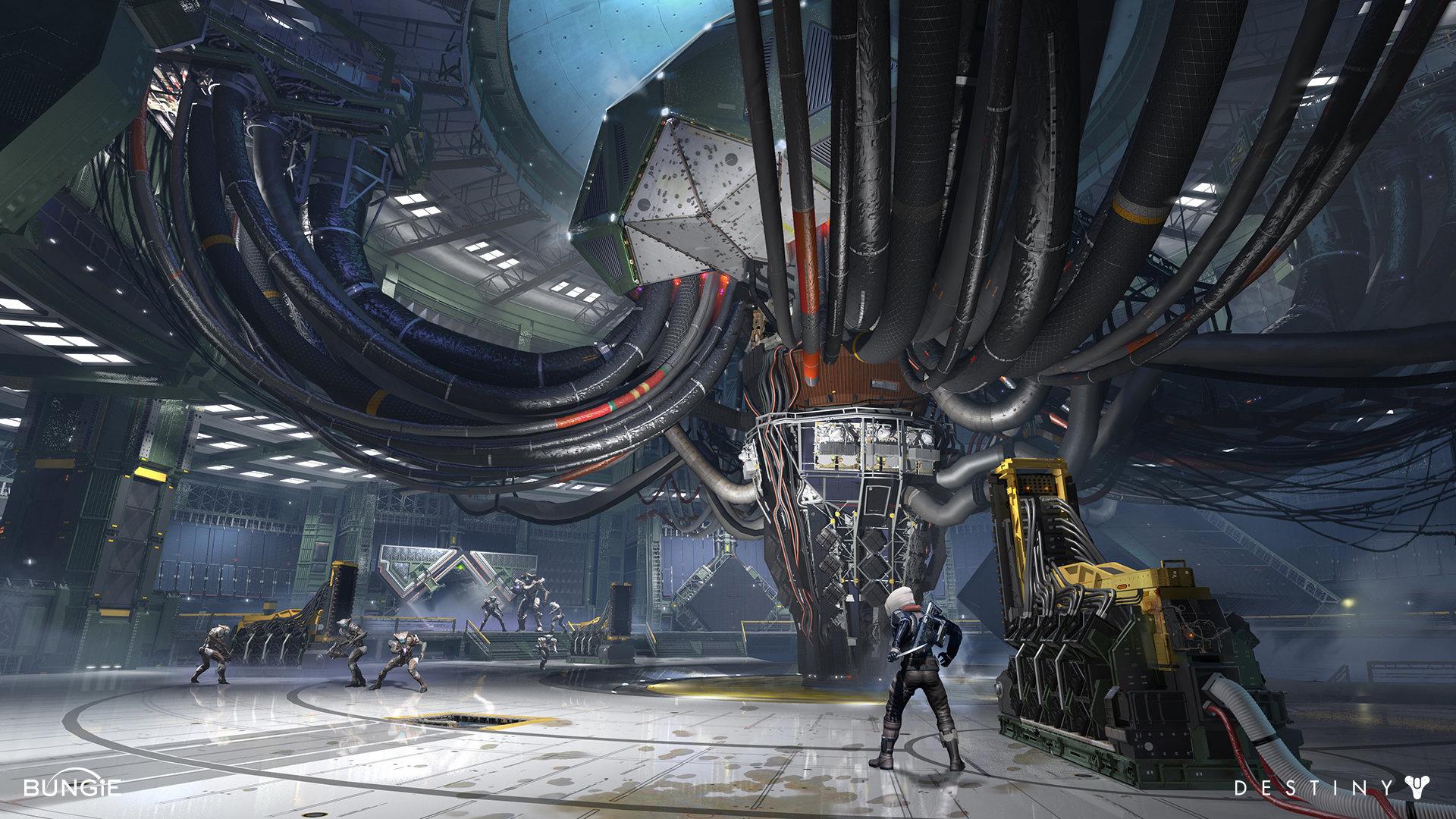 Destiny 2: Kriegsgeister sollten eigentlich schon Stars in Destiny 1 sein