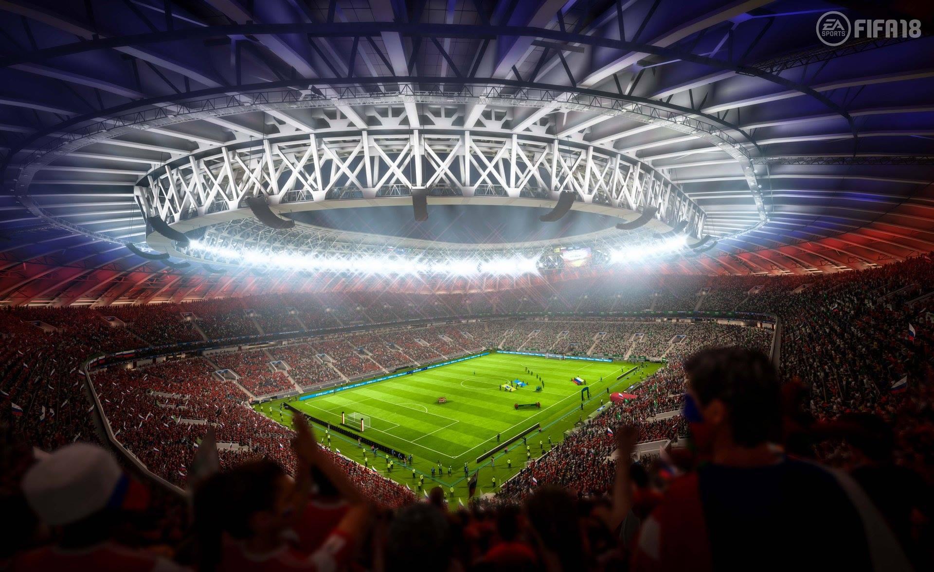 Großer Wochenend-Sale im PS Store: FIFA 18 zum WM-Modus günstiger