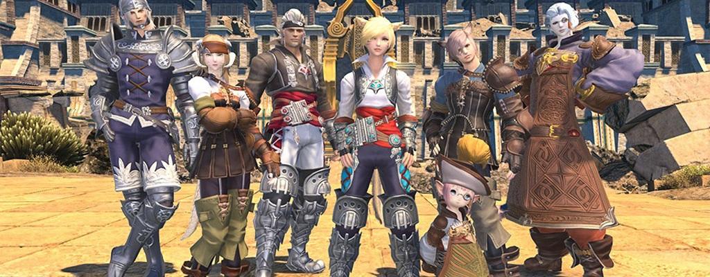 Final Fantasy XIV 4.3: Hier sind die neuen Rüstungen, Mounts, Pets!