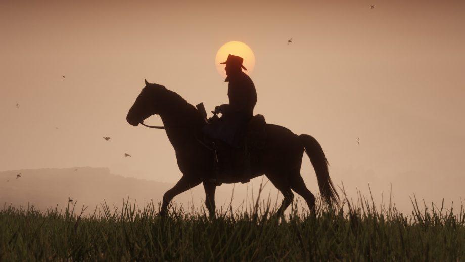 red dead redemption 2 pferd