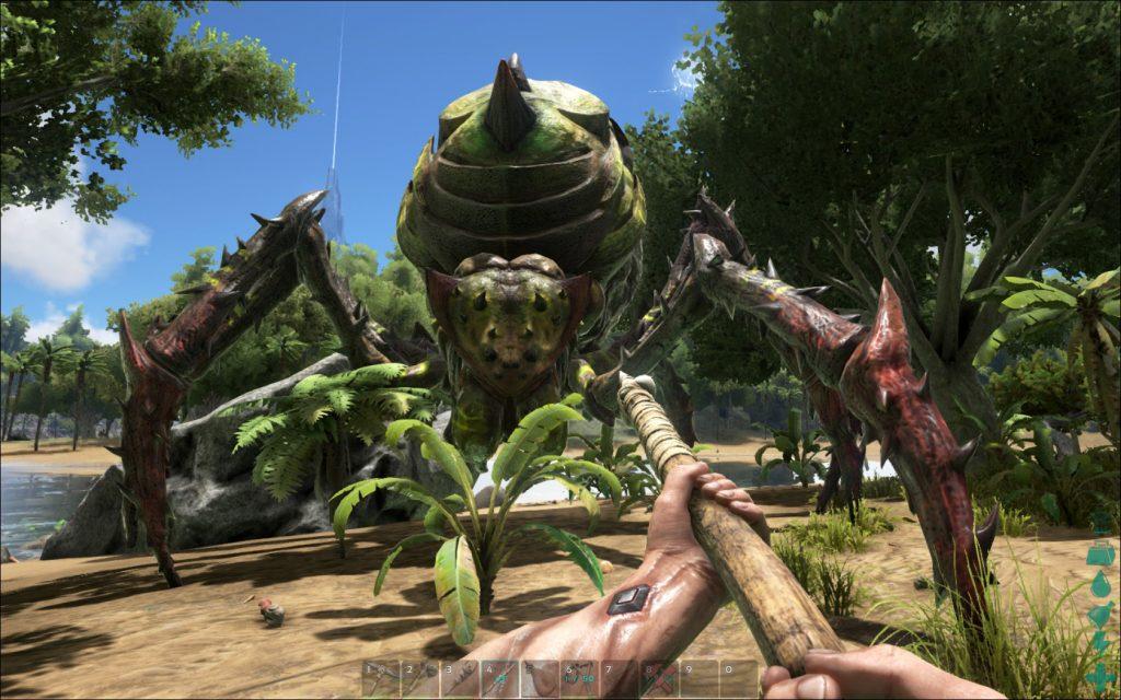 ARK Survival evolved broodmother