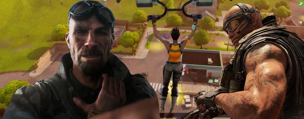 Call of Duty und Battlefield 5 geiern nach den jungen Fortnite-Spielern
