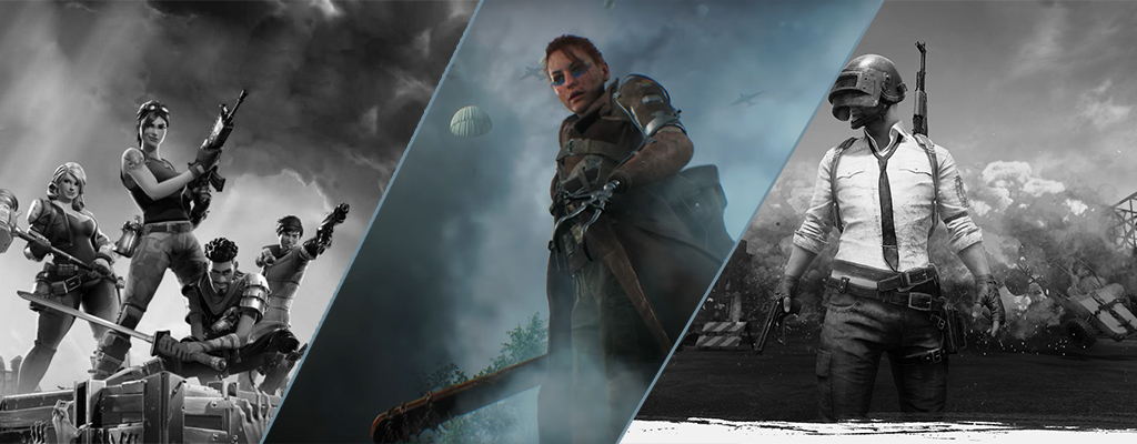 Irgendwie hat Battlefield 5 doch einen Battle-Royale-Modus