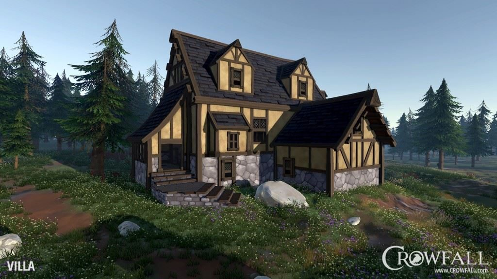 Crowfall Villa