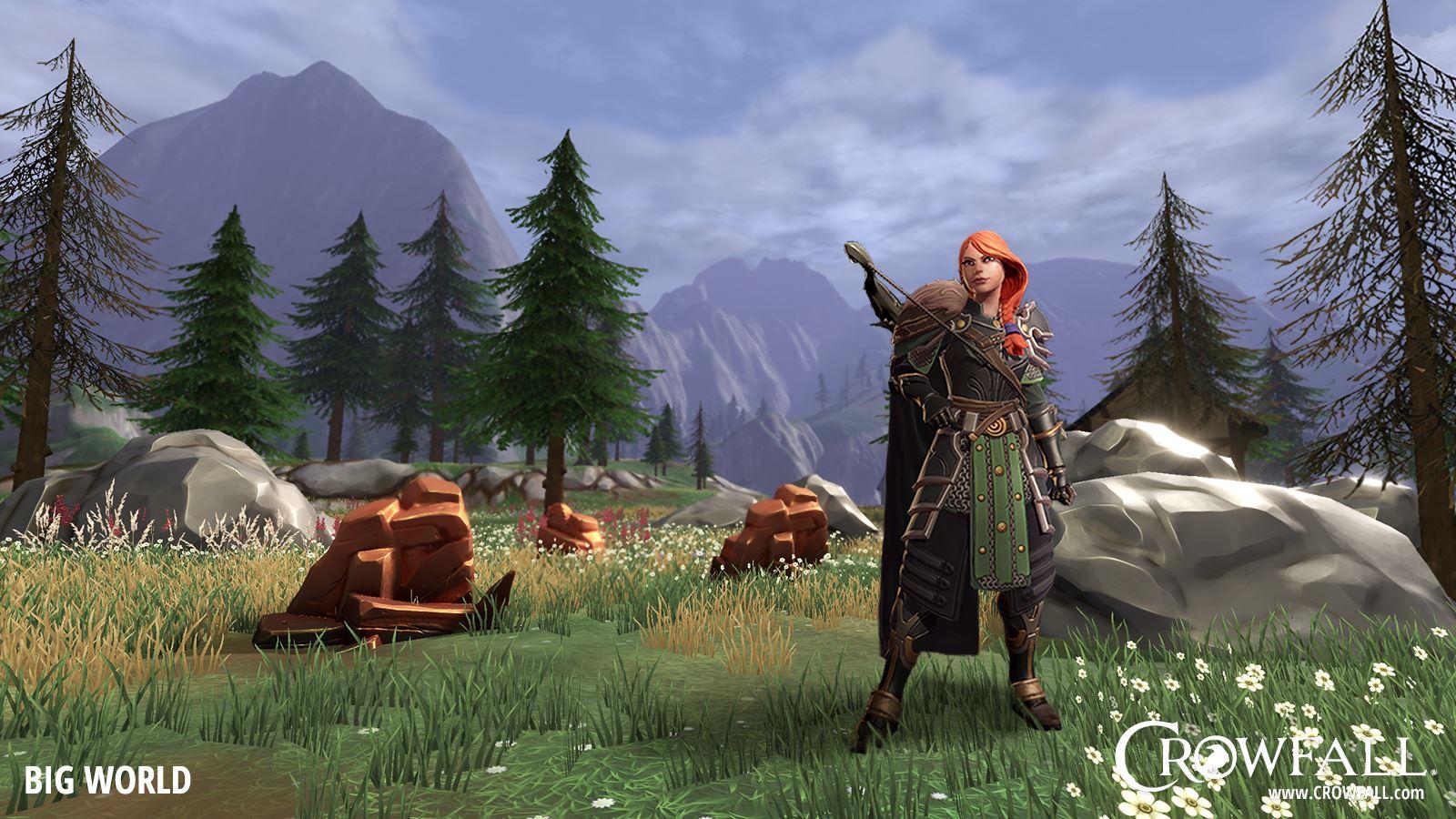 Crowfall: MMORPG hat mehr Tester denn je, läuft aus Versehen über