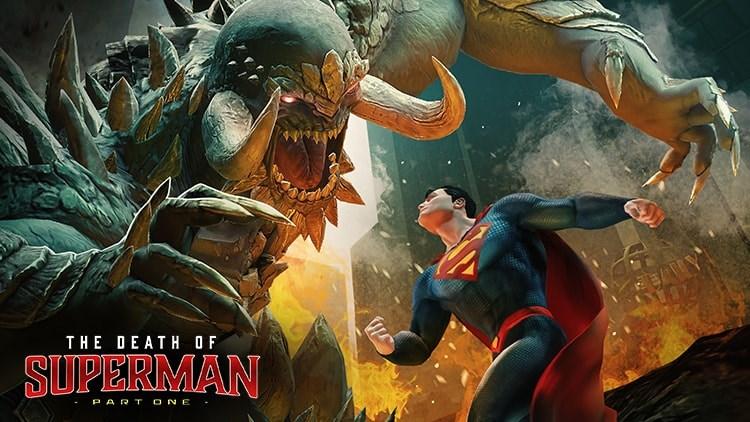 DC Universe Online feiert 80 Jahre Superman mit dem Tod von Superman