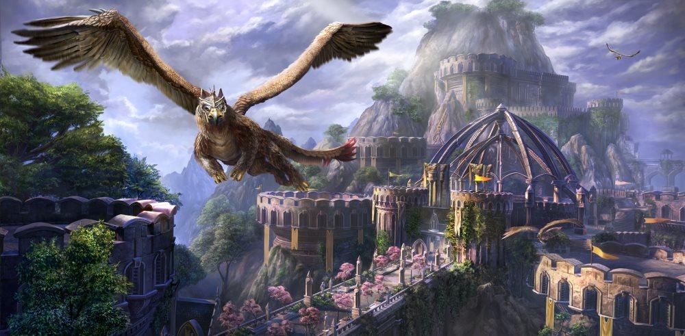 Elder Scrolls Online: Neuer Raid Wolkenruh lockt mit Elementar-Sets